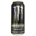 8 Pack - Monster Mixxd Energy & Juice - 16oz.